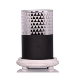 Black Diamond Simmering Light - Antique White Base